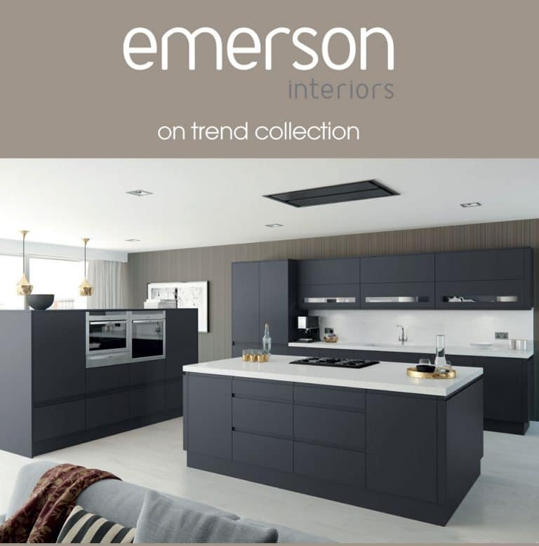 the on trend kitchen collection